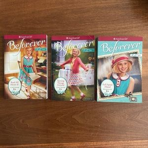 American Girl Beforever Kit 1934 Volume 1 & 2
